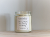 9 oz. Clear Jar Candle - S/S Seinfeld Quotes