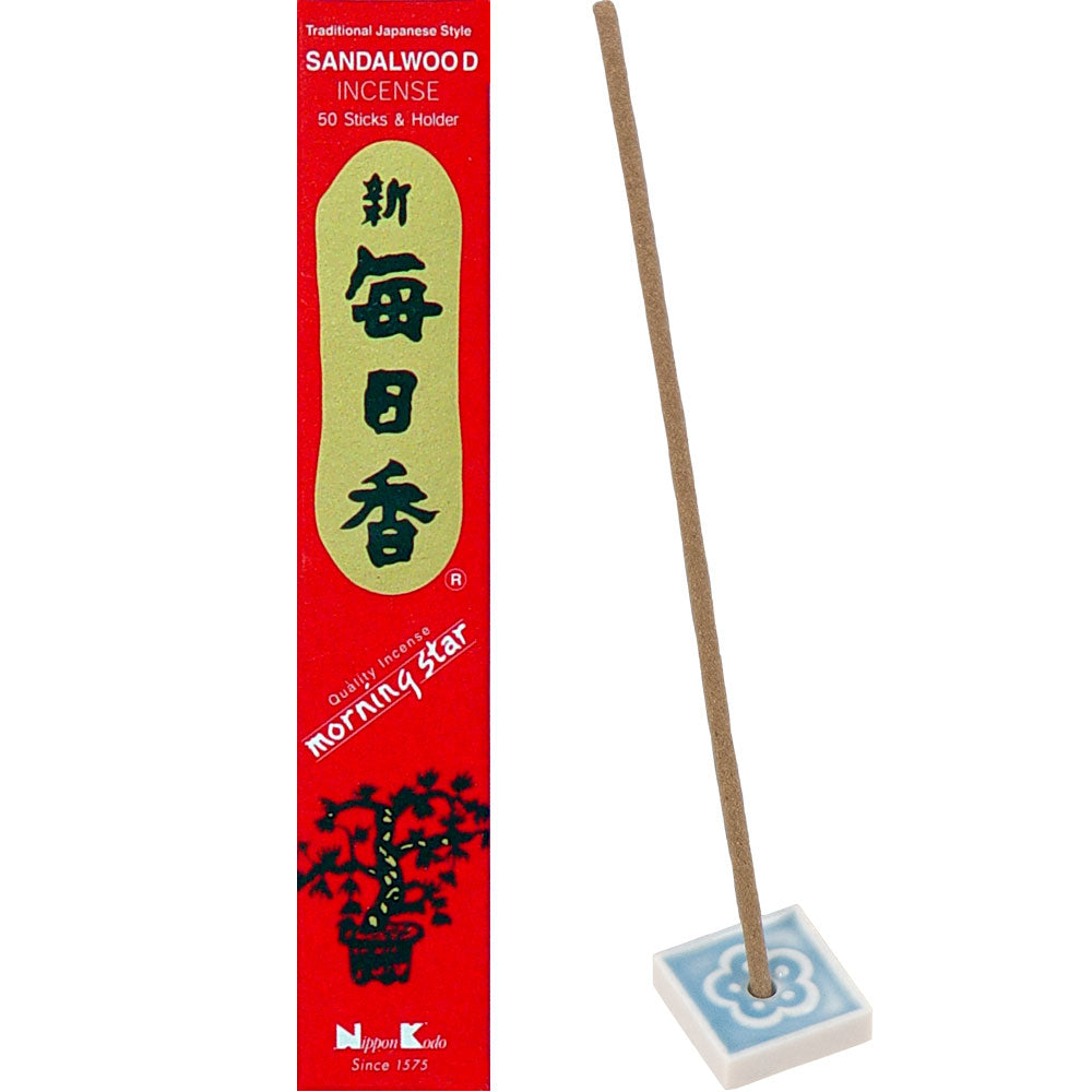Morning Star Incense Sandalwood