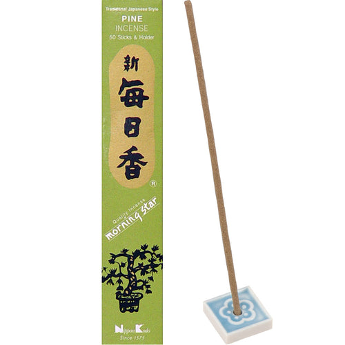 Morning Star Incense Pine