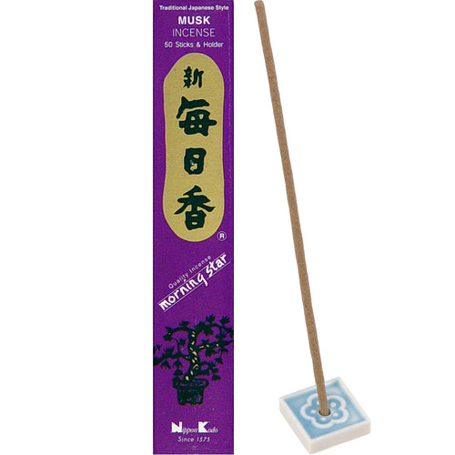 Morning Star Incense Musk