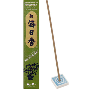 Morning Star Incense Green Tea