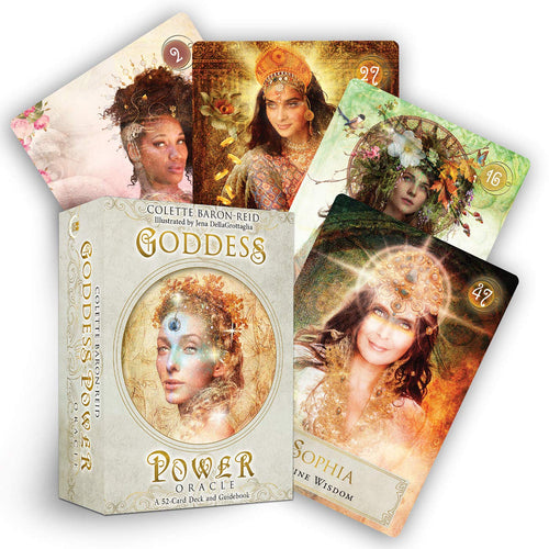 Goddess Power Oracle Boxed Kit