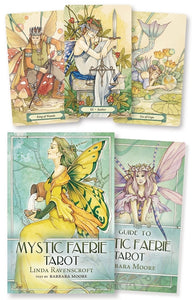 Mystic Faerie Tarot Boxed Kit