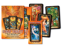 Easy Tarot Boxed Kit