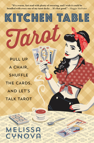 Kitchen Table Tarot Book