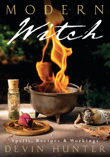 Modern Witch Book