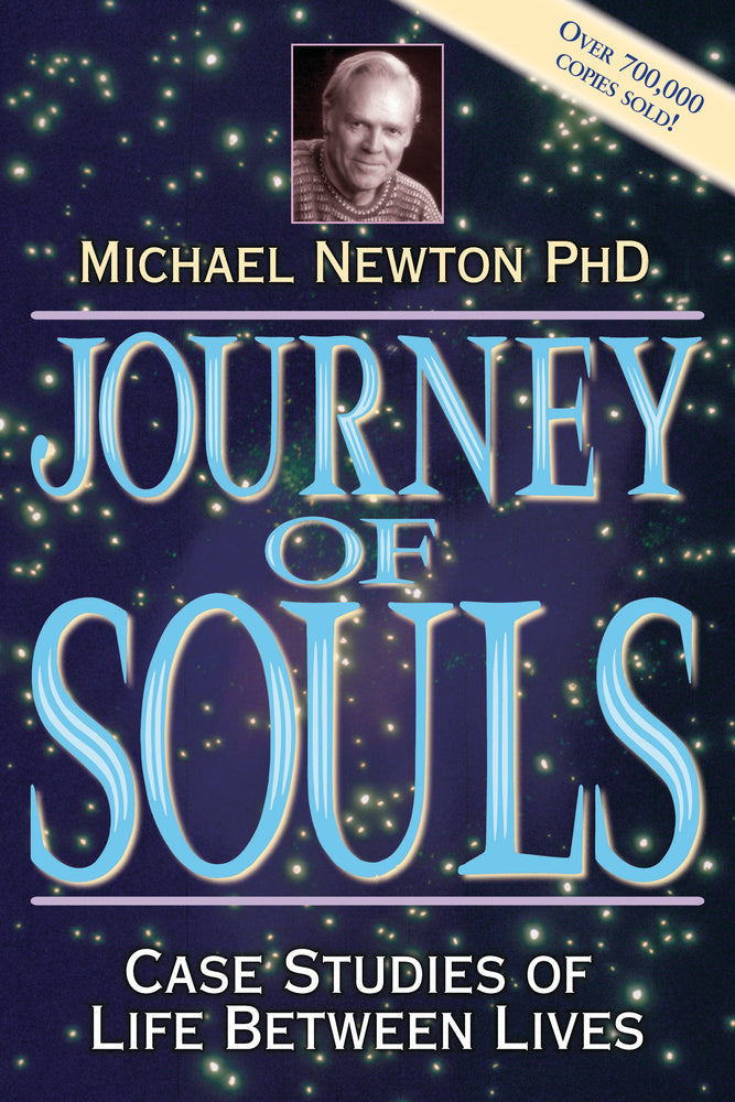 Journey of Souls Book