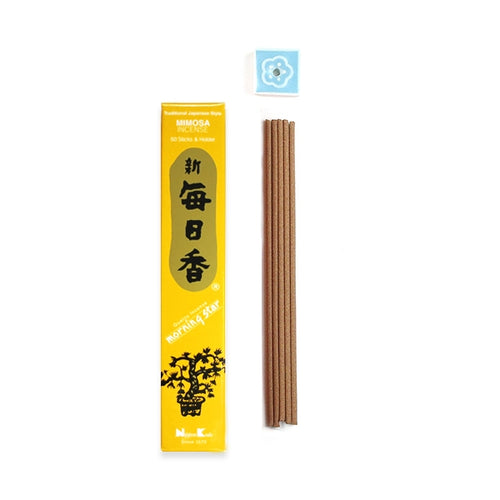Morning Star Incense Mimosa