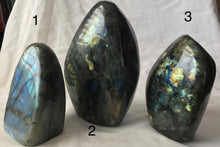 Labradorite Freeform Standing Display Piece