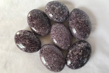 Lepidolite Palm Stones / Pillows