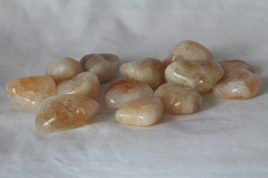 Citrine Tumbled- Large