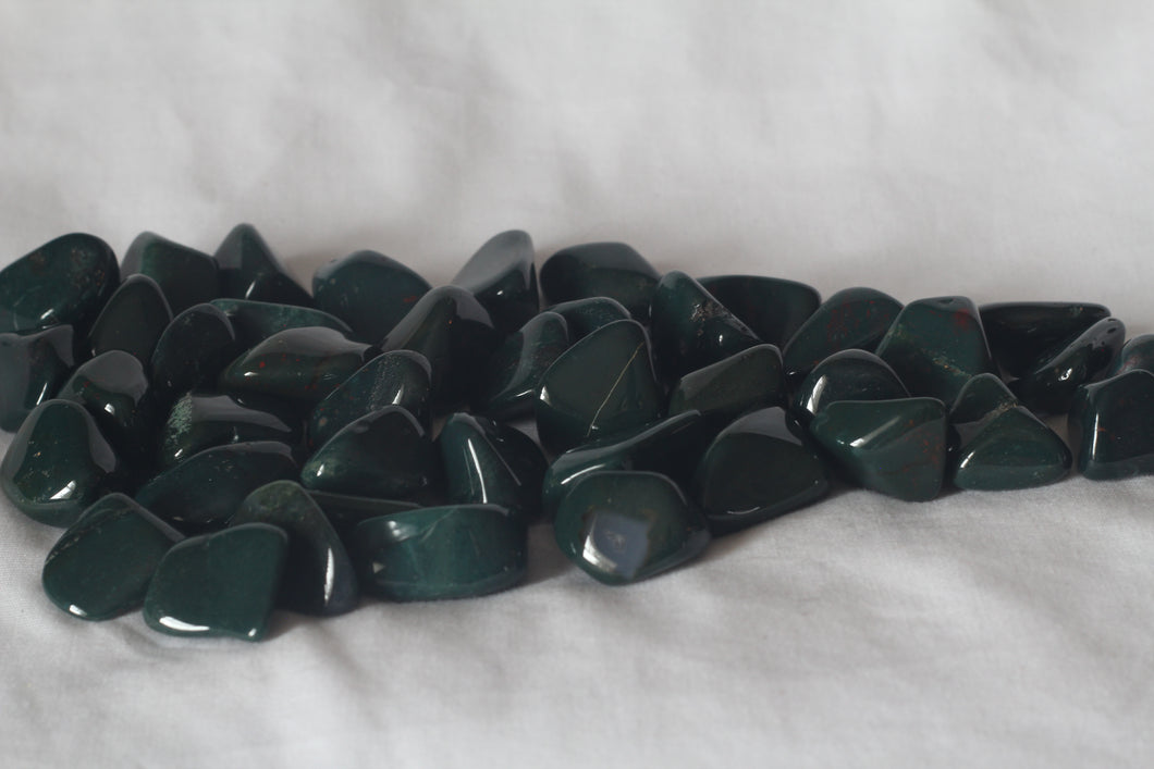 Bloodstone Tumbled