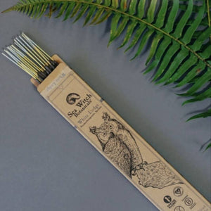 All-Natural Incense: White Lodge- With Cedarwood Atlas & Fir Needle Essential Oils