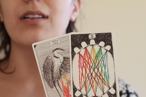 Daily Focus Tarot Reading for a Week