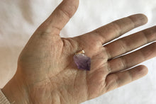 Amethyst Point Pendant