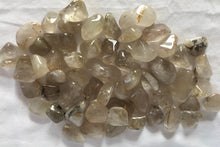 Rutilated Quartz Tumbled