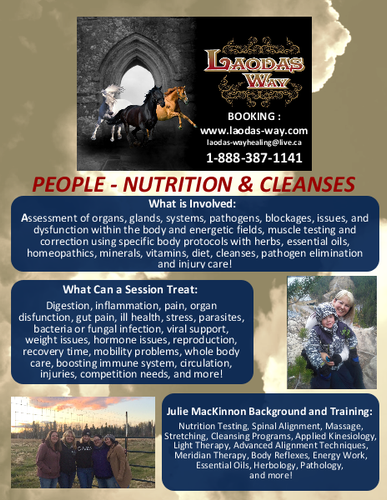 PEOPLE Nutrition & Cleanses