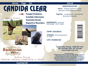 CANDIDA CLEAR