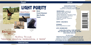 LIGHT PURITY