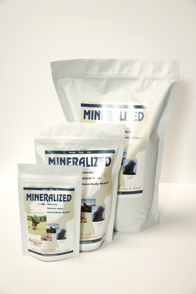 MINERALIZED