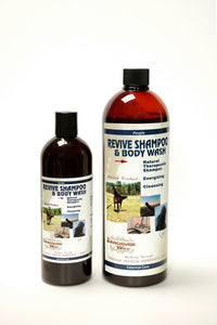 REVIVE SHAMPOO AND BODY WASH