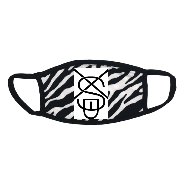 Face Mask - Zebra