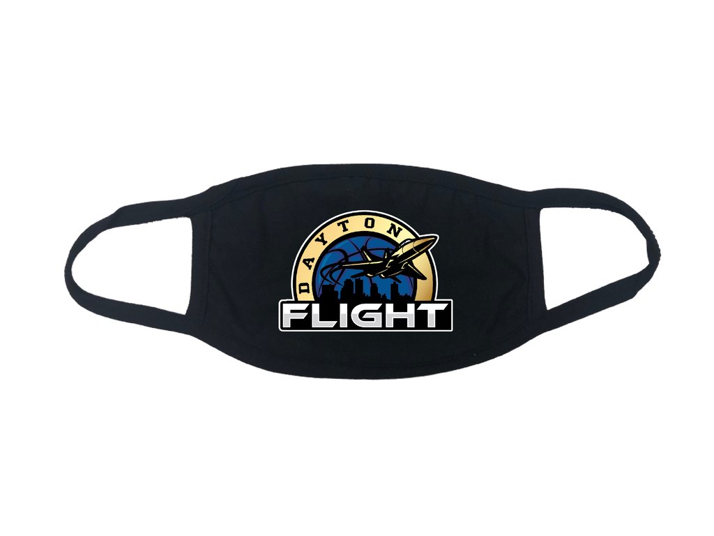 Dayton Flight black face mask 002