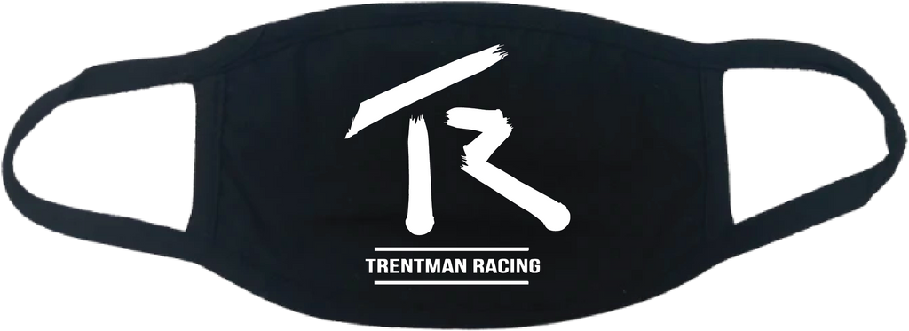 Trentman Racing Face Mask by Brittany Trentman