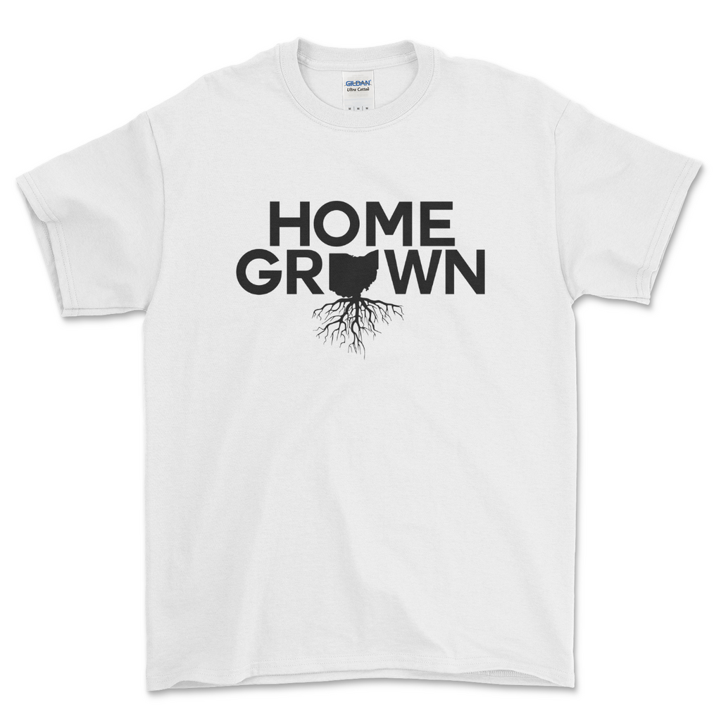 Home Grown Ohio Roots t-shirt