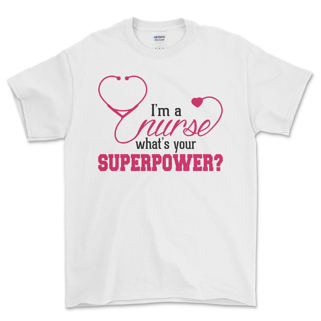 Nurse, What's your superpower?