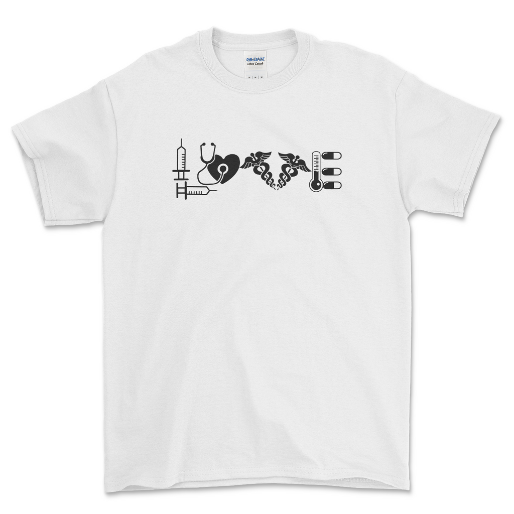 Love Nurses t-shirt