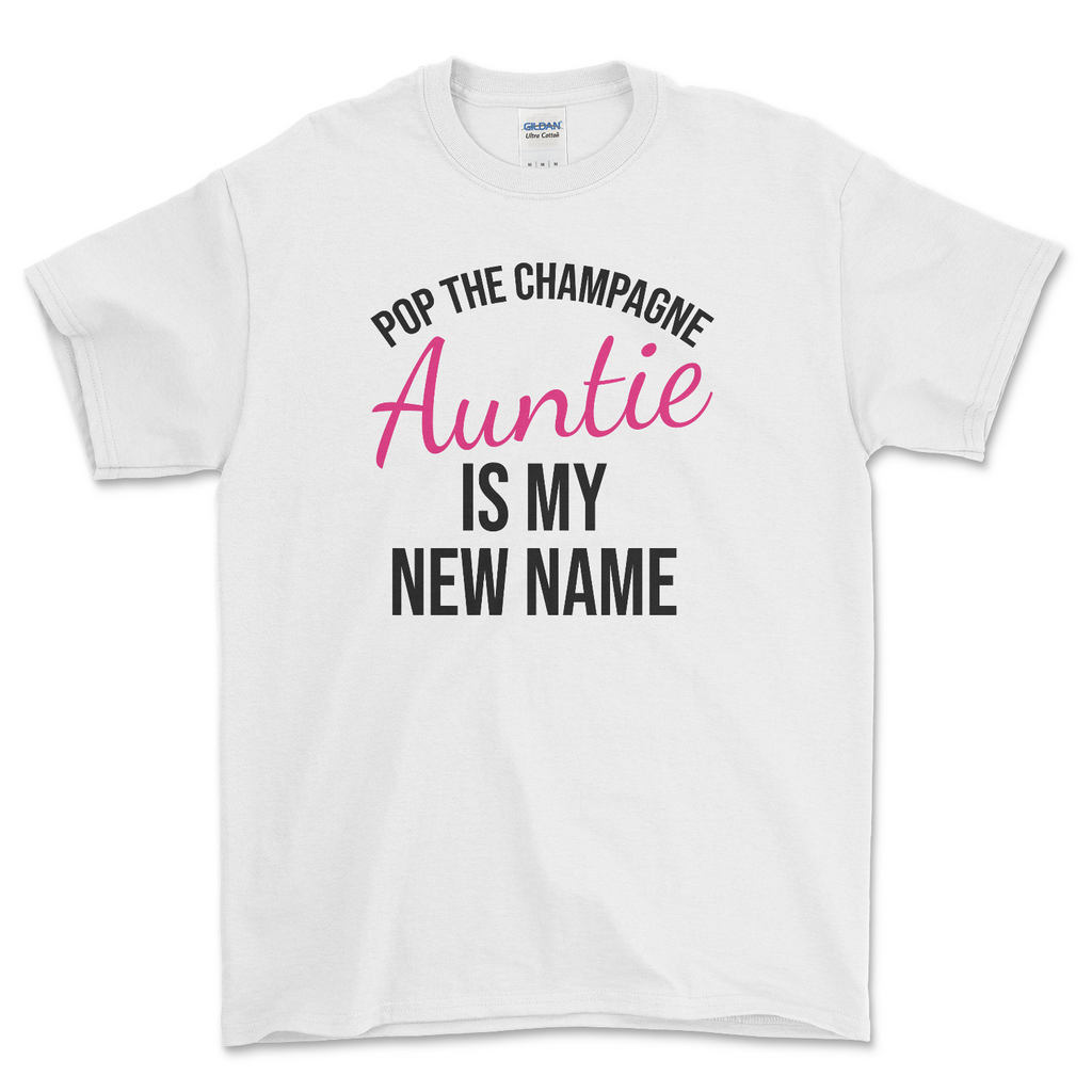 Auntie is My New Name