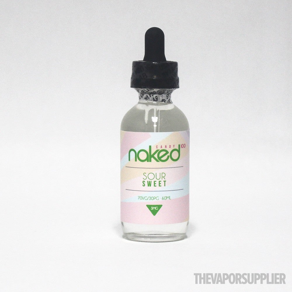 Sour Sweet by Naked 100 – 60ml