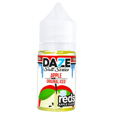 Apple ICED by Reds Apple Juice Salt Nic - 30ml