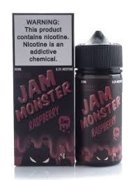 Jam Monster Rasberry - 100ml