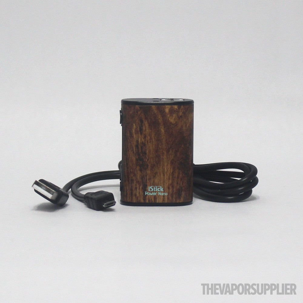 Eleaf iStick Power Nano Box Mod (Wood)