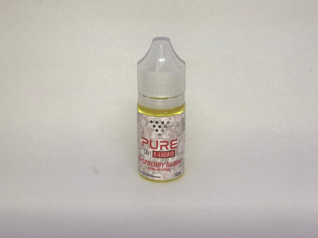 Raspberry Gummi by Pure Salt E-Liquid