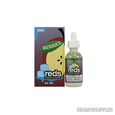 Red Apple Berries Ice by Reds Apple Juice  - 60ml