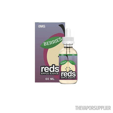 Red Apple Berries by Reds Apple Juice  - 60ml