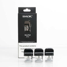 SMOK Novo Replacement Pods (Pack of 3)