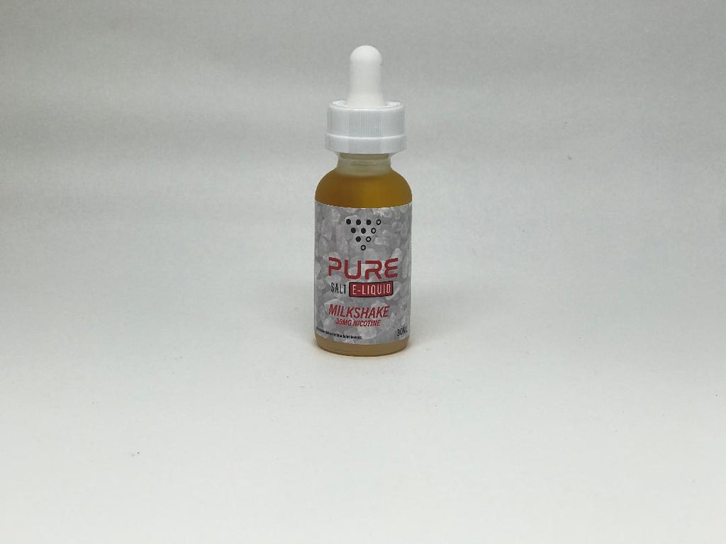 Milkshake by Pure Salt E-Liquid - 30ml