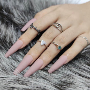 Nudie Nail Set
