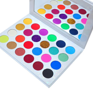 Iridescent Lust Eyeshadow Palette