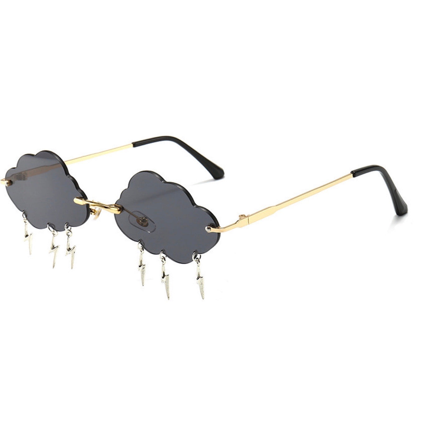 Black Thunder Glasses