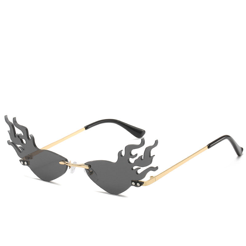 Shadow Flame Glasses