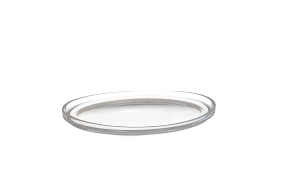 VeggiDome Replacement Glass Plate Base