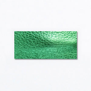 Snap Clip | Emerald Leather