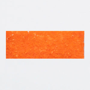 Snap Clip | Orange Crush Glitter