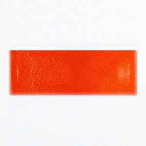 Snap Clip | Persimmon Leather