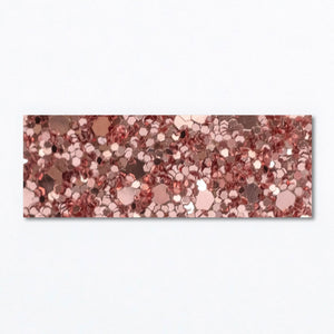 Snap Clip | Rose Gold Glitter
